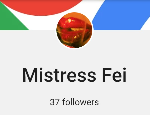 "Sex cult handler Fei Zhou markets herself as ""Mistress Fei."""